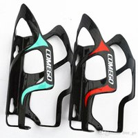 Wholesale carbon mountain water bottle cage for sale - Group buy Full Carbon Fiber Ultra Light Bicycle Cycling Mountain Bike Accessories Water Bottle Holder Cage g Glossy Finish