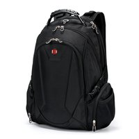 Wholesale patchwork knife resale online - Abay New Army Knife Men s Business Leisure Computer Shoulder Pack Korean Backpack Black Outdoor Mountaineering Pack