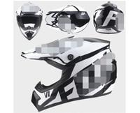 capacete de bicicleta de corrida venda por atacado-Adulto motocross off-road capacete ATV off-road bicicleta capacete downhill mountain bicicleta DH corridas boné capacete cruz
