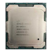 xeon sunucu cpu toptan satış-Kullanılan CPU 2011 Sunucu Çalışması Intel Xeon E5-1603 V4 2.8 GHz 10 M 14nm LGA2011-3 İşlemci