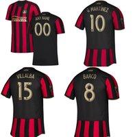 015b668b Discount home atlanta - 19 20 Atlanta United FC Football Jerseys ALMIRON  JONES MARTINEZ GARZA VILLALBA