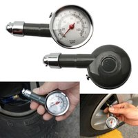 Wholesale tool monitoring for sale - Group buy Car Tire Tyre Air Pressure Gauge Metal Handle Mirror Shaped Car Tire Pressure Manometer Monitor Tester Diagnostic Tools