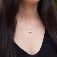 Wholesale grandma necklaces resale online - Custom Birthstone Necklace Multiple Birthstone Personalized Necklaces For Mom Birthstone Necklace For Mom For Grandma