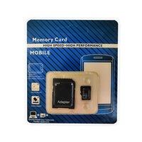 carte mémoire libre sd achat en gros de-Nouveau 256GB 128GB 64GB 32GB Micro TF Carte Mémoire TF Flash Classe 10 GRATUIT SD Adaptateur Retail Package cadeau 1 pcs