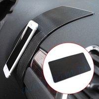 araba paspasları toptan satış-Büyük Kaymaz Ped Kamyon Oto Araba Iç Parçaları Pano Yapışkan Kaymaz Sihirli Mat Cep Telefonu PDA Tutucu Aksesuarları Döşeme