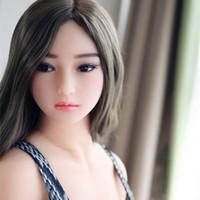 новая кукла любви реальная оптовых-2019 NEW 165см Лучших качеств Real секса силикон кукла с большой грудью LifeLike Love Doll для мужчин орального секса Японского секса игрушки для взрослых