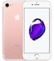 iphone mais telemóvel venda por atacado-Original apple iphone 7 7 plus sem toque id 32 gb 128 gs ios12 12.0mp botão home trabalho remodelado desbloqueado telefone móvel