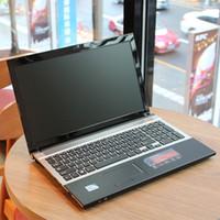 i7 mini laptop großhandel-1 STÜCKE 15 zoll intel core i7 8 gb ram 1000 gb HDD full hd bildschirm Windows 10 system ROM Notebook PC mini Laptop Computer