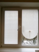 cortinas da sala de zebra venda por atacado-Adesivas Janela plissadas cortinas zebra baratos e tons persiana Blackout Curtain Para Quarto Sala Varanda