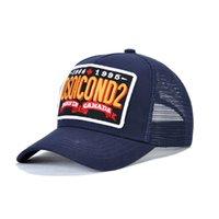 ingrosso cofano personalizzato-qualità 2019high icona blu Baseball Cap lettere di alta qualità Uomini Donne Cap Custom Design icona marchio Cap Bonnet Homme papà Cappello Snapbacks