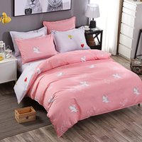 Wholesale ivory quilt cover for sale - Group buy COLLEGE STUDENT S dormitory set beddings piece bedding set m bed sheets dormitory piece quilt cover single perso