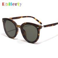 moda óculos korea venda por atacado-Ralferty Coréia moda óculos de sol Mulheres 2019 Ladies Luxury óculos de sol UV400 Coating Óculos tons para Mulheres luneta