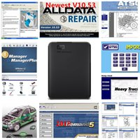 mitchell auto software alldata großhandel-2019 Alldata und Mitchell Software 1 TB Auto Repair Software Alldata 10.53 und Mitchell 2015 Vivid Workshop atsg 49 in 1 TB HDD