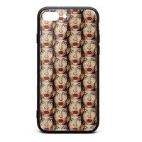 caixa do telefone do mosaico venda por atacado-IPhone 8 Plus Case capa protetora para iPhone 7 Plus Case Beyonce Mosaico emenda marrom agradável resistente a riscos TPU borracha macia capa de silicone caso