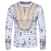 marca mundial venda por atacado-3d africa clothing mens moda camisetas hip hop africano roupas marca mundo vestuário casual homem tops tees