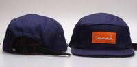 nuevos sombreros de diamante al por mayor-2019 nuevo panel de diamantes 5 Snapback de las gorras de béisbol Snapbacks hueso ajustable detrás los sombreros para mujer para hombre de casquillos planos Hip Hop Deportes baratos Sombreros