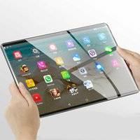 ingrosso tavoletta a base di ottica 64gb-Hot 10.1 pollici Android 7.0 Tablet PC 4GB + 64GB Octa Core WIFI GPS Telefono WiFi C5
