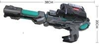 profi-club-laser großhandel-Laser Tag Club bevorzugte Ausrüstung 600FT Laser Tag Pistole, Outdoor / Indoor Spielzeugpistole, Professional Lazer Battle Gun, Laser Combat System