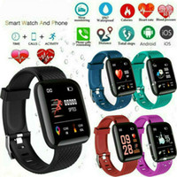 Wholesale D13 D18 D20 Y68 Plus Plus Plus Smart Watches Plus Heart Rate Watch Smart Wristband Sports Watches Blood Pressure Band