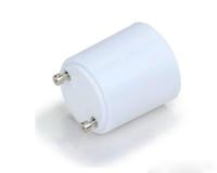 Wholesale lamp socket for e27 bulb for sale - Group buy GU24 to E27 lamp base holder socket adapter GU24 male to E27 female converter for led bulbs