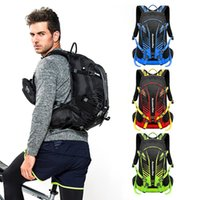 Wholesale backpacks for bike for sale - Group buy 20L Men Women Cycling Backpack Waterproof Bicycle Bike Backpack Bag Pack For Outdoor Sports Riding Camping Hiking