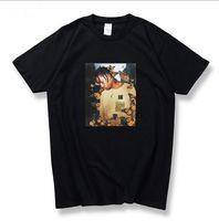 mariposa de las mujeres tshirt al por mayor-Cuello Travis Scott ASTROWORLDT camiseta para hombre de impresión de los hombres y mujeres de la mariposa corto redonda de la manga del tamaño asiático S-2XL