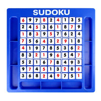 Wholesale kids thinking toys resale online - Sudoku Number Game Kids Intelligence Toys Logical Thinking Training Arabic Numbers Puzzle Toys Children Board Game