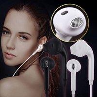 écouteurs authentiques achat en gros de-Ecouteur avec emballage Ecouteur oreillette avec casque d'origine dans une oreille avec commande à distance pour prise jack 3,5 mm
