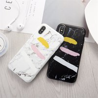 Wholesale huawei 3d silicone case for sale - Group buy 3D Dye Graffiti Marble Pattern Case For Iphone X S Plus Soft Silicone TPU Case For Iphone XS MAX XR