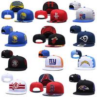 ingrosso cappello blu cappello-Cappelli a buon mercato di alta qualità Casquette Snapback Caps Donne regolabili Cappelli sportivi Snap Back Blu Rosso