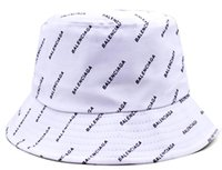 Wholesale hats sun protection women resale online - 2019 Summer Sun Bucket Hat Protection Fishing Brand designer Camping Hunting Fisherman Cap Bob Boonie Bucket Hats luxury Beach cap