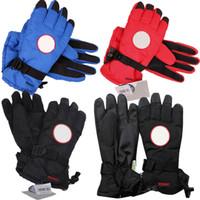 gants de marque achat en gros de-Canada marque bas gants d'hiver designer chaud gant femmes hommes imperméable coupe-vent Skiiing Oudoor gants Juniors oie mitaines avec TagC9502