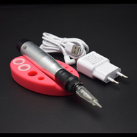 Wholesale latest lip makeup for sale - Group buy 2016 Cordless Battery Microneedles Makeup Beauty machine Latest Professional Electric Rotary Permanent Makeup Eyebrow lips Machine pen