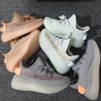Großhandel Nike Air Max 270 27c 2019 Kanye West Infant Clay Kleinkind Kinder Laufschuhe Static GID Sportschuhe Für Jungen Mädchen Casual Trainer 27
