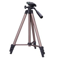 Wholesale ups camcorders resale online - WT3130 Aluminum alloy Camera Tripod Stand with Rocker Arm for Canon DSLR Camera Camcorder Load up to kg