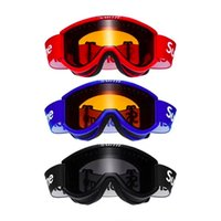 Wholesale snow goggle for sale - Group buy Men Women Ski Snowboard Snowmobile Goggles Mask Snow Winter Skiing Ski Glasses Motocross Sunglasses