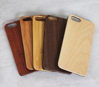 iphone silikon holz fall großhandel-Bambus handgefertigt für iPhone X Holz + Silikonhülle Bambus handgefertigt für iPhone X Holz + Silikonhülle Holzhülle für iPhone 7/8 Plus