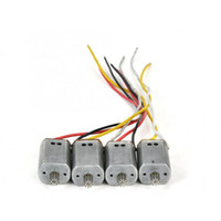 Wholesale rc fitting for sale - Group buy 4pcs Set Drone CW CCW Motor Accessory Replacement Set Fit for syma X8SC X8SW X8SX8SC X8SW RC Quadcopter Spare Parts Electric Motor