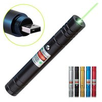 free powerful laser pointer 2021 - New Tactical Laser Grade Green Pointer Strong Pen Lasers Lazer Flashlight Military Powerful Clip Twinkling Star Laser Free Shipping