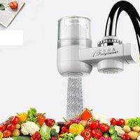 purificador de cartucho venda por atacado-Tap filtro de água torneira Filtro de Água Início Cozinha Saudável cartucho cerâmico da torneira Purificador de Água filtro para 40pcs Household ZZA1379