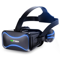 dokunmatik ekran gözlükleri toptan satış-J30 VRPARK VR gözlük Sanal Gerçeklik Kask-in-one Kask Dokunmatik Ekran Kafa monte 1080 p Çözünürlüklü Ekran Boyutu 4.0-6.0