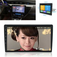 Wholesale chinese dab radios for sale - Group buy 9 quot P Din Android Car dvd Stereo Radio GPS Wifi G G BT DAB Mirror Link OBD