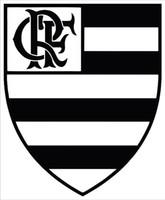 futbol çıkartmaları toptan satış-Flamenko Regatta Kulübü Için 12.3 * 15 CM Brezilya Brezilya Futbol Futbol Motosiklet Suv Tampon Araba Pencere Vinil Çıkartması Araba Sticker 6 Renkler CA-1261