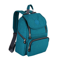 Wholesale mommy diaper bags resale online - Mommy Diaper bag NEW Waterproof nylon mother backpack fashion Pregnant woman Outdoor Travel Bags Organizer Tote colors C6293