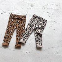 Wholesale kids long pants for girls for sale - Group buy 2019 Spring Toddler Girl Leggings Kids Fashion Long Skinny Leopard Print Pants Children Clothes Girl Slim Leggings For Yrs Y200704