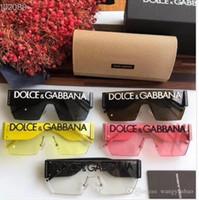diseñadores de gafas de sol de gran tamaño al por mayor-2019 nuevo diseño de marca Gafas de sol mujeres hombres Diseñador de marca Buena calidad Moda metal Gafas de sol de gran tamaño vintage mujer hombre