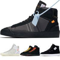 sapatos para mulheres venda por atacado-Venda quente Designer Rebel Mid Bege Preto Branco Mens Running Shoes WMNS Grim Reaper Mulheres Sapatos Casuais Andando Jogging Hight Sneakers SEM CAIXA