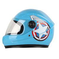 Wholesale kids safety helmets for sale - Group buy children motocross ful face helmet motorcycle kids helmets motorbike childs MOTO safety headpiece