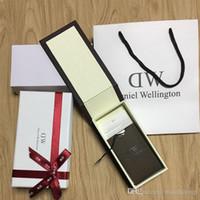 siehe anleitung großhandel-Hot Spot Großhandel Uhrenbox Special Shot Uhrenmarke Original Box Set Damen Herrenuhr Verpackung Geschenkbox Beutel Set mit Anweisungen