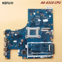Wholesale laptop motherboards cpu for sale - KEFU For Lenovo G50 Laptop Motherboard NM A281 WITH A6 CPU on board working